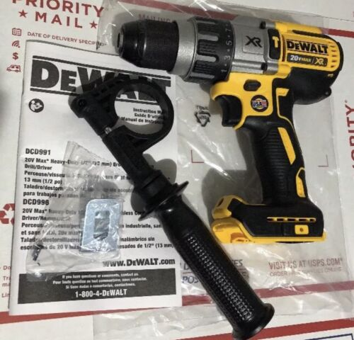 DEWALT DCD996B 20V MAX XR Lithium Ion Brushless 3-Speed Hamm