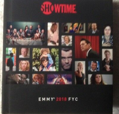 Showtime Emmy 2018 Fyc Box Set  Brand New  Twin Peaks  Clapton  Smilf 13 Dvds