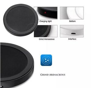 New qi wireless fast charger iPhone and Android-shipping