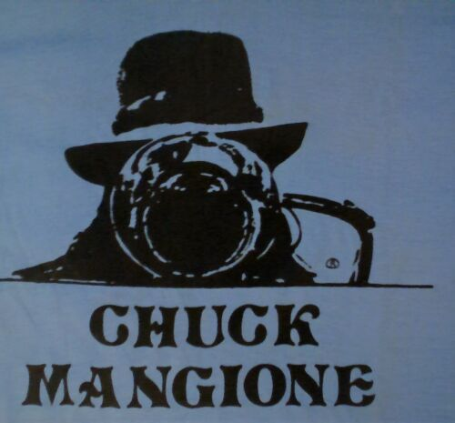"Vintage Original ""Chuck Mangione"" 1978 Concert Tour Tee Shirt"