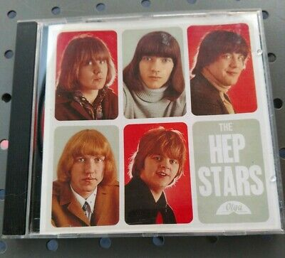 The Hep Stars self-titled 8 Bonus Tracks CD 1966 Holland Import ABBA Related