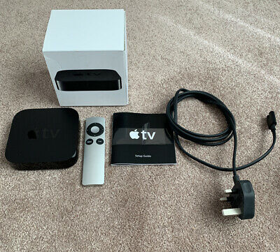 Apple TV (3rd Generation) HD Media Streamer - A1427