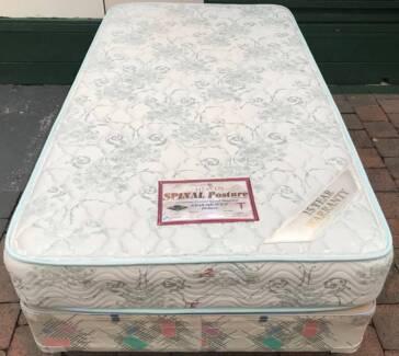 Good King Koli brand king single bed base with mattress for sale