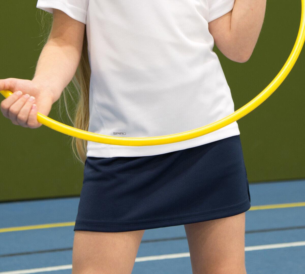 NEW LADIES SKORT Gamegear Cooltex Womens Sport Badminton Hockey Tennis Netball