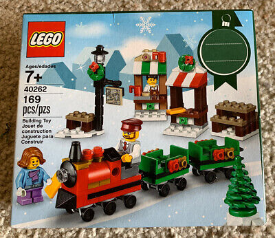 Lego Holidays 40262 Seasonal Lego Christmas Train Ride New Building Set NIB