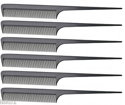 Marvy #200 Rat Tail Styling Comb 6 - Combs