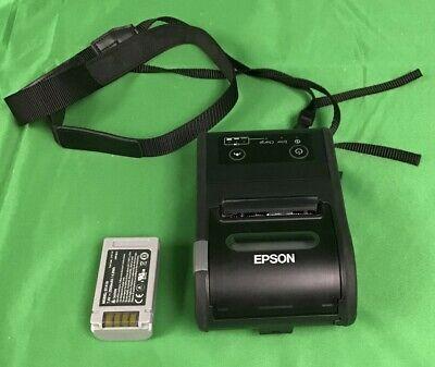 Epson Mobilink Wireless Mobile Printer Tm-p60ii Model M292a