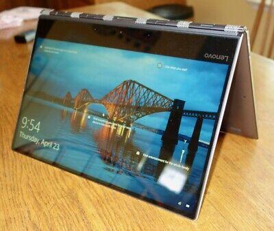 """Lenovo Yoga 910-13IKB 13.9"""" FHD Touch i7-7500U 2.7GH 8GB 256GB SSD with Case"""