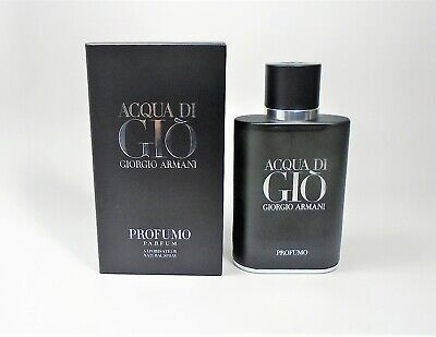 Acqua Di Gio Profumo by Giorgio Armani Parfum Spray 2.5oz - 75ml **DAMAGED BOX**