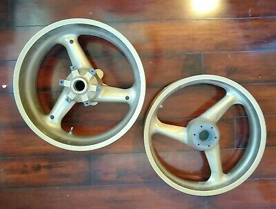 Ducati Performance Marchesini Magnesium Wheels Front 17x3.5 Rear 17x6