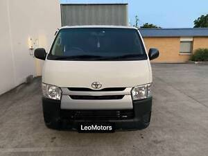 46000km! 2015 Toyota Hiace 3.0T Diesel Van, Auto, Acacia Ridge Brisbane South West Preview