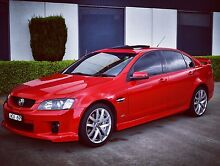 2008 Holden Commodore Sedan Dandenong Greater Dandenong Preview