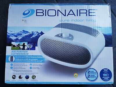 BIONAIRE  Air Purifier NEW unused