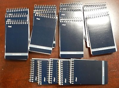 17 Mead Cambridge Writing Pad 3 X 5 Small Memo Book Wirebound Notebook 70sheet