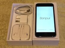 BRAND NEW CONDITIONS iPHONE 6 SPACE GREY 128GB Blair Athol Port Adelaide Area Preview