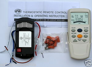 Ceiling Fan Remote Control Kit Ebay