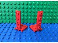 01Lego Duplo Lego Duplo Used Spares Number Train bikes bases smoke stack