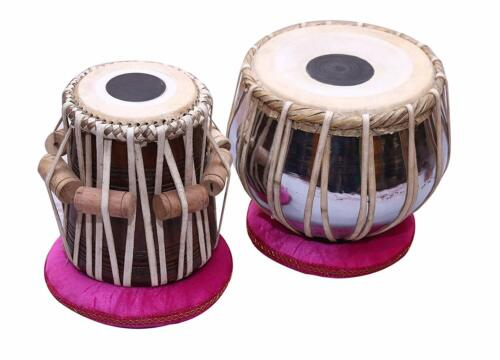 steel Tabla Set - A Indian Musical Instrument