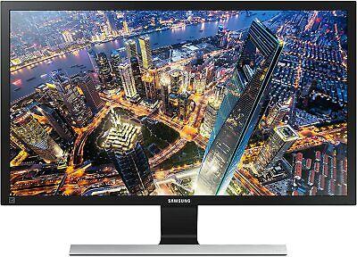 Samsung 4K U28E590D 28-Inch LCD/LED Monitor - 28 Inch, Black/Silver