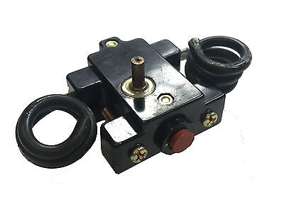 Heating Element Low Water Cut Off Switch