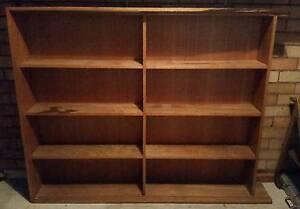 Wooden shelves Hurstville Grove Kogarah Area Preview