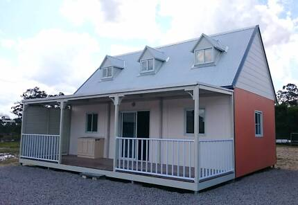 Relocatable Granny flat Display Home for Sale  'The Rosemei'
