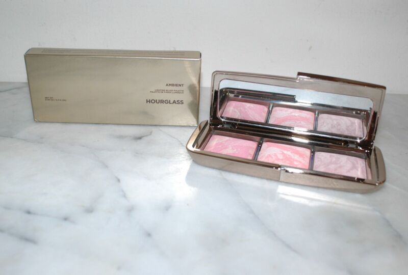 Hourglass Ambient Lighting Blush Palette Luminous Incandescent Mood Limited Edit