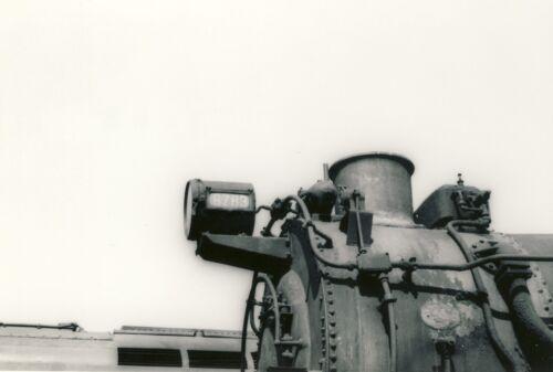 1950s Train Vernacular Art Real Photo Steam Locomotive Railroad Vintage Retro