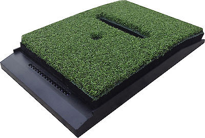 Utpoptishot Optishot Replacement Turf Top Pad With 5/8 Foam- Commercial Grade