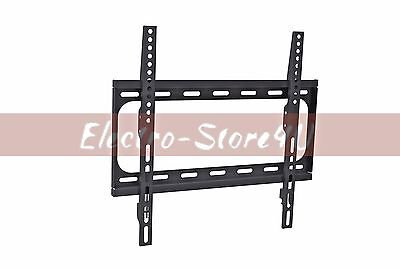 TV Wall Mount Fixed 32 37 40 45 47 Inch LED LCD Plasma Flat Screen Bracket VESA