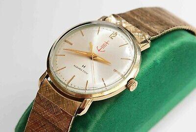 1960s vintage Hamilton StormKing Mens Wristwatch - Excellent & Working Fine