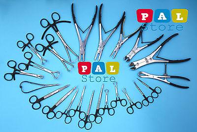 23 Pcs Orthopedic Surgical Veterinary Instruments Premium Quality Instruments