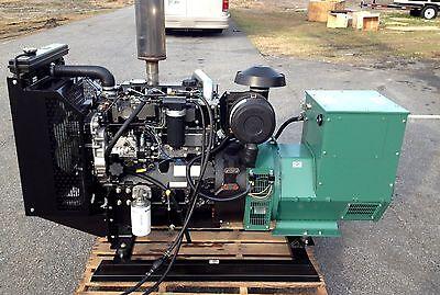 40 Kw Diesel Generator Perkins Heavy Duty Emergency Standby Genset