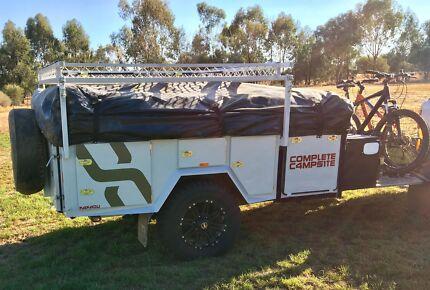 Complete Campsite 2015 Kakadu camper trailer Dubbo Dubbo Area Preview