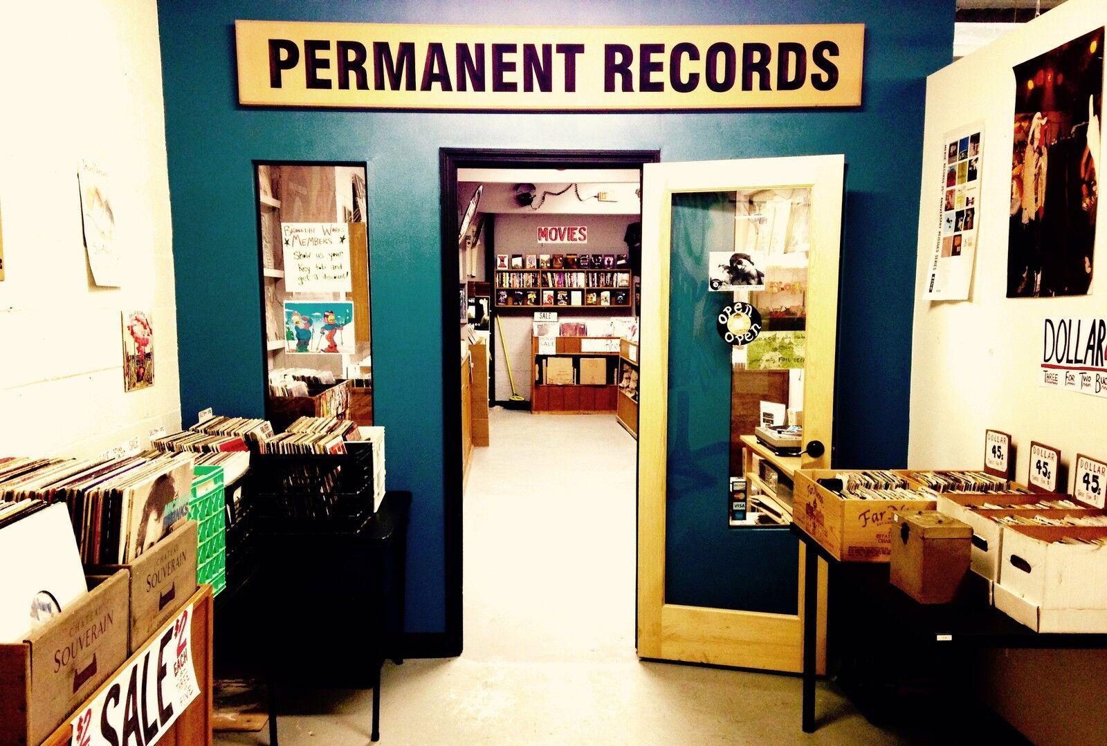 Permanent Records Brooklyn