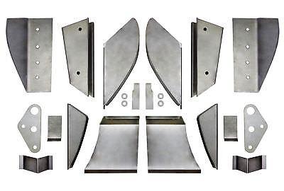 Escort Mk1 Group4 Short 4 Link Bodyshell Kit WORKS SPEC