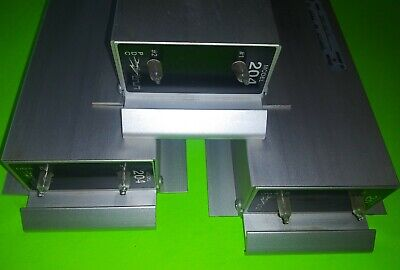 Pdc Ssf-86-3 Model Solid State Flasher For Traffic Light Control Qty.3