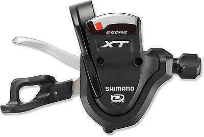 Shimano XT SL-M780 Optical Gear MTB Shifter set 10 speed with cables (Shimano Xt M780 10 Speed Shifter Set)