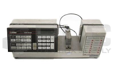 Zygo Z-mike 1201 Hp Laser Micrometer