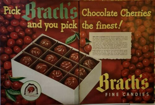 Vintage 1948 Brach