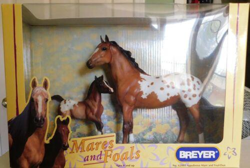 Breyer Classic Appaloosa Mare & Foal Set
