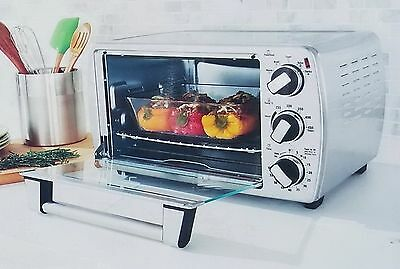 Oster Countertop Oven EXTRA Large Stainless Steel Convection Toaster Oven