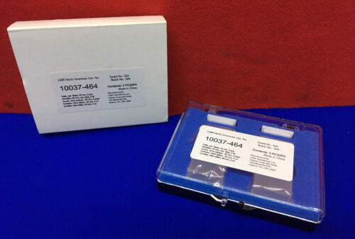 VWR 10037-464 - QTY 1 PACKAGE CUVETTE,GLASS,20 mm PATH LENGTH 2PCS