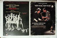 Spartiti Musical York, York & Chicago -  - ebay.it
