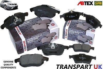 SAAB 9-3 93 1.9 TID 150BHP 120BHP FRONT AND REAR BRAKE PADS SET VECTOR SPORT