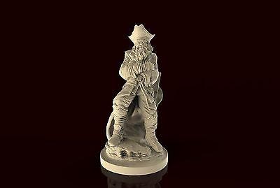3d STL Model for CNC S036 Router Engraver Carving Machine Relief Artcam