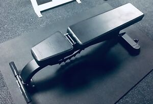 Olympic Weight bench full commercial FID flat incline decline