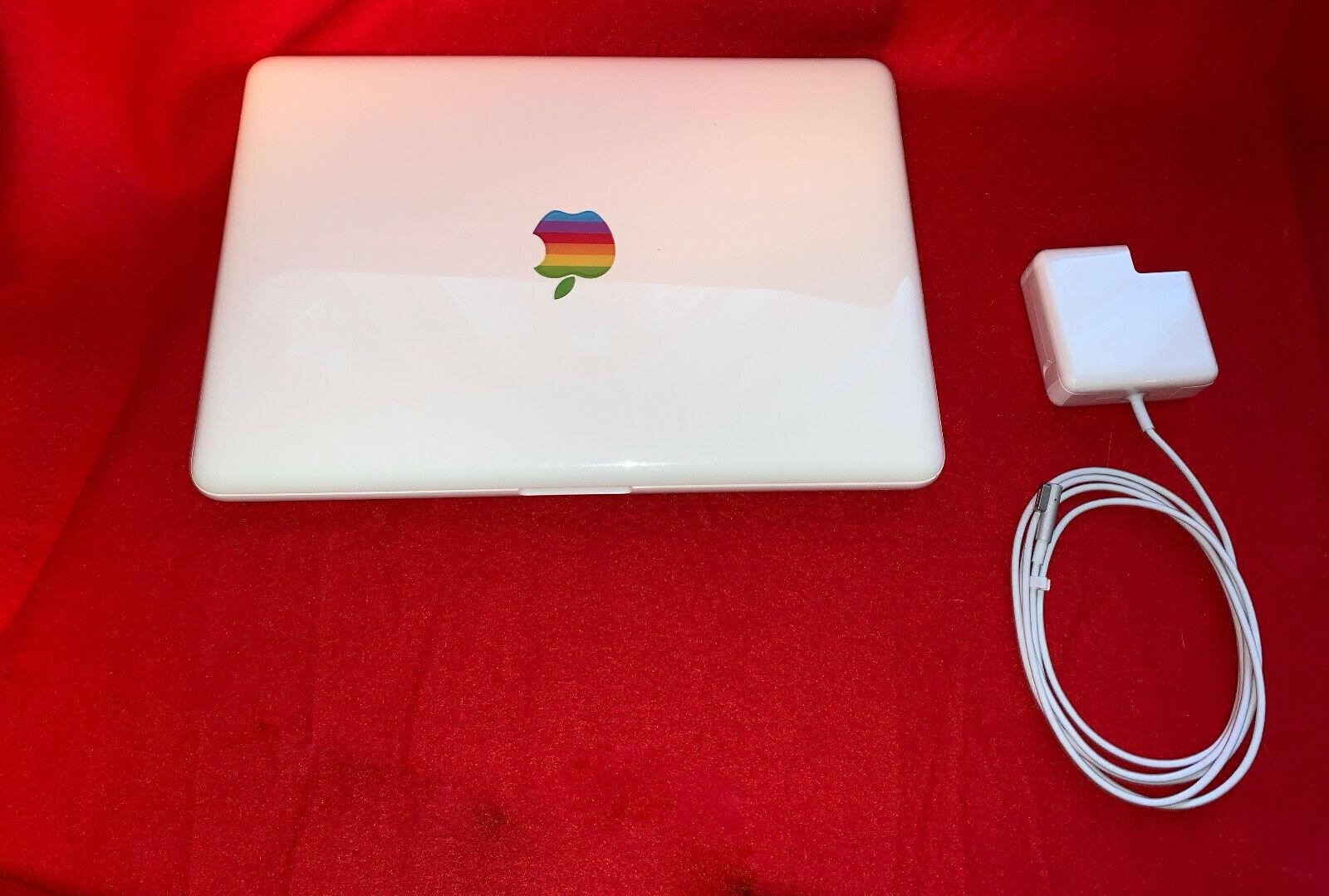 Apple Macbook 6,1 Mod. A 1342, 4 gB RAM, 120 gB SSD- GUTER Zustand 2009