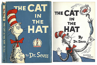Dr. Seuss ''The Cat in the Hat'' -- Early 1957 Edition