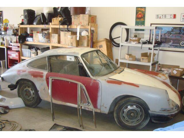 Imagen 1 de Porsche 912